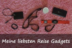 16 coole Reise Gadgets die du kennen solltest