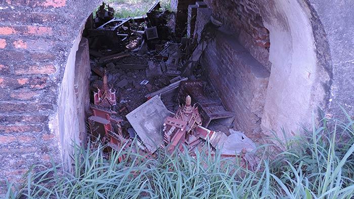 Friedhof der Geisterhäuschen