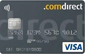 Welche Kreditkarte ist die Richtige - Comdirect