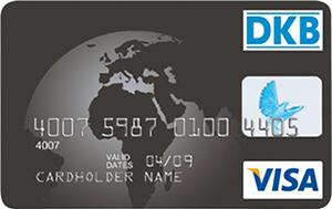 Welche Kreditkarte ist die Richtige - DKB