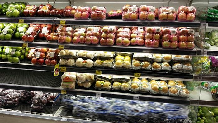 Einkaufen in Thailand - Obst