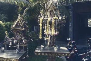 Geisterglaube in Thailand