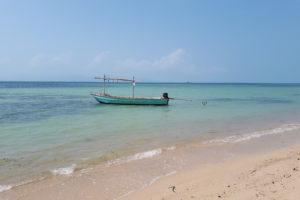 Ankunft und Unterkunft auf Koh Phangan