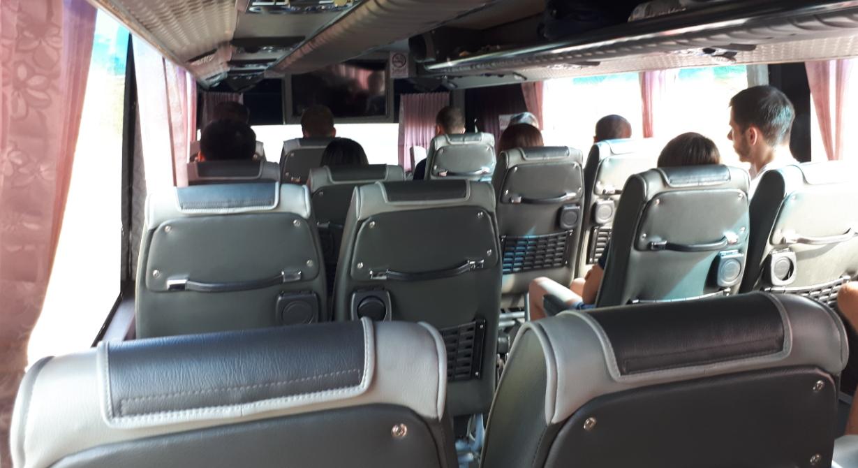 Bangkok to Koh Phangan by Bus